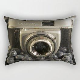 Blueberry Beirette Rectangular Pillow