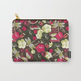butterflies... dragonflies... and ladybugs! Carry-All Pouch