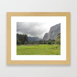 Yosemite Valley 13 Framed Art Print