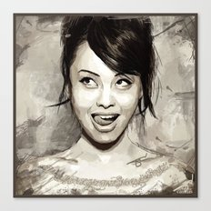 Levy Tran Canvas Print