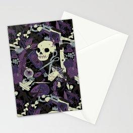 Witchy (Poisonous Variant) Stationery Cards