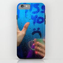 miss you iPhone Case
