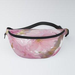 Cherry Blossom Chiffon  Fanny Pack