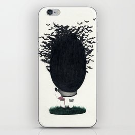 INSIDE MY HEAD iPhone Skin