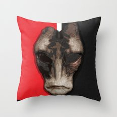 NEVER FORGET - Mordin Solus- Mass Effect Throw Pillow