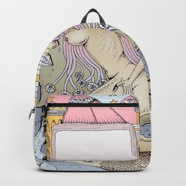 City Artwork Backpack