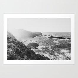 CALIFORNIA COAST II Art Print
