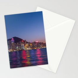 Hong Kong Central Stationery Cards