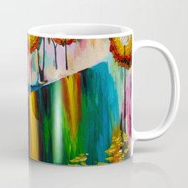 Autumn Streetscape Coffee Mug