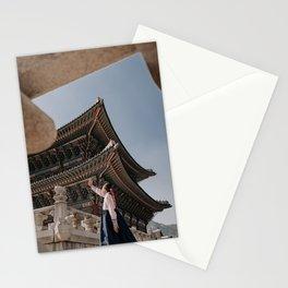 Gyeongbokgung: Korean Palace Stationery Cards