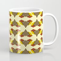 diamond Mugs featuring Diamond by DLKG Design