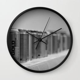 Top of the Food Chain, 2011 Wall Clock