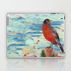 American Robin Laptop & iPad Skin