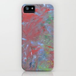 Rebirth of Love iPhone Case