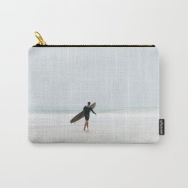 Contrasting Surfer Carry-All Pouch