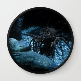 Lobster and the Eels Wall Clock