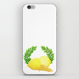 When Life Gives You Lemons, You Paint That **** Gold iPhone Skin