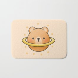 Bear Universe Bath Mat