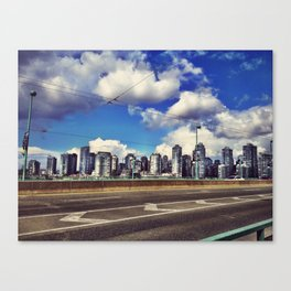 Cambie Canvas Print
