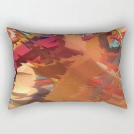 3D Play Rectangular Pillow