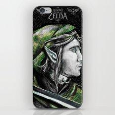 Legend of Zelda - Link The Proud Hylian.  iPhone & iPod Skin