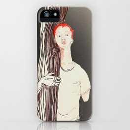 Joe iPhone Case