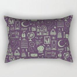 Haunted Attic: Phantom Rectangular Pillow