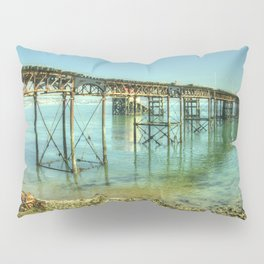Mumbles Pier Pillow Sham