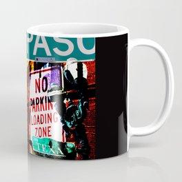 El Paso Street Coffee Mug
