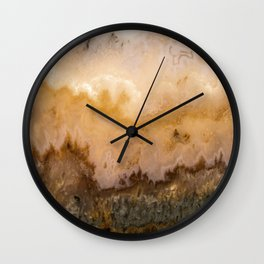 Idaho Gem Stone 6 Wall Clock