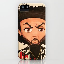Man of the Year iPhone Case