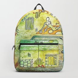 Better than here Backpack