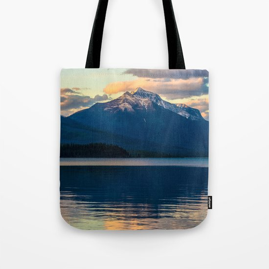 Mountains Rise To Open Skies Tote Bag