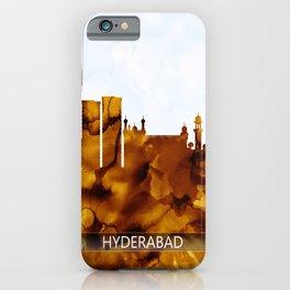 Hyderabad Telangana Skyline iPhone Case