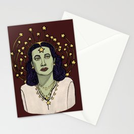 Star Goddess Stationery Cards