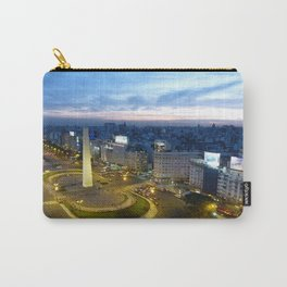 Buenos Aires Obelisco Carry-All Pouch