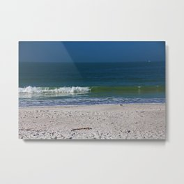 Salt Air Confessions Metal Print
