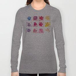 Summer chroma Long Sleeve T-shirt