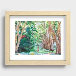 Centennial Anna Recessed Framed Print