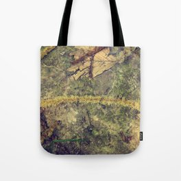 Wird plant texture Tote Bag