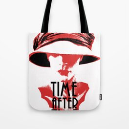 Time After Time Rouge Tote Bag