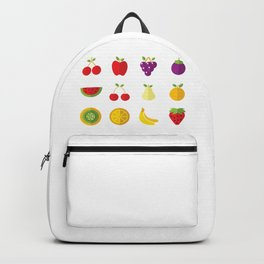 One Fruit A Day Keeps The Doctor Away Backpack