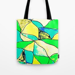 Vitro green Tote Bag