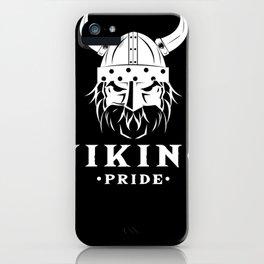 Viking Pride iPhone Case