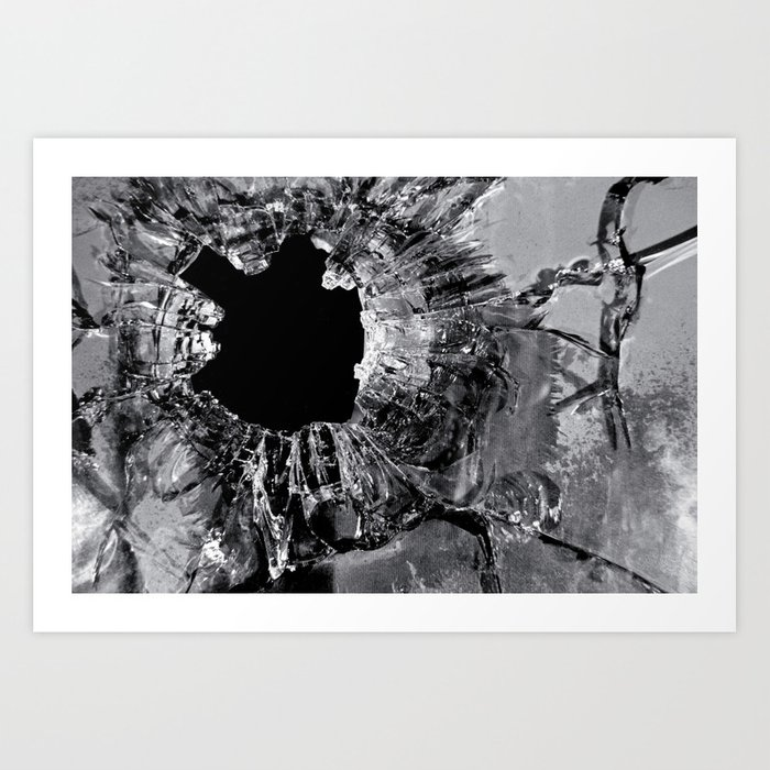 Kill Your TV Art Print