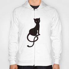 Gracious Evil Black Cat Hoody