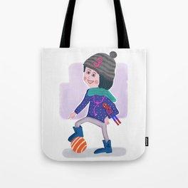 Birthday Girl 3 Tote Bag
