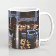 Night by the river Mug
