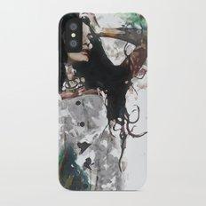 Wonder Abstract Portrait Slim Case iPhone X