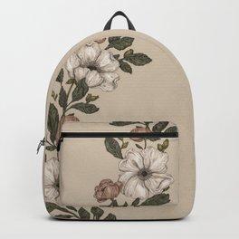 Floral Laurel Backpack